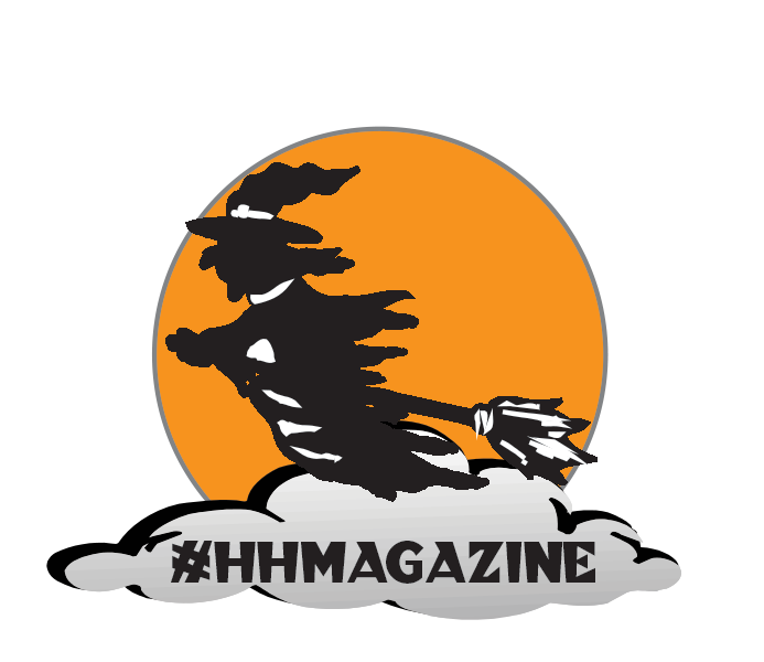 Haunted Happenings Magazine Logo