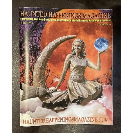 2020 Haunted Happenings Magazine