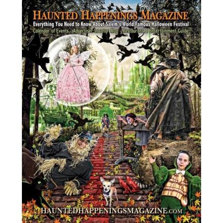 2013 Haunted Happenings Magazine