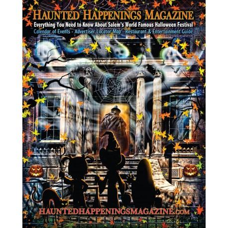 2016 Haunted Happenings Magazine