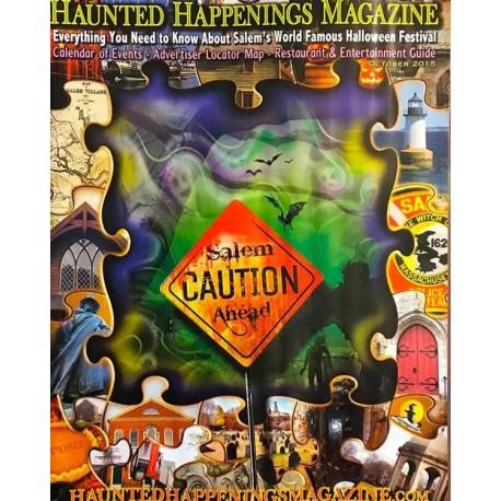 2015 Haunted Happenings Magazine