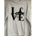 Love Salem Long Sleeve TShirt